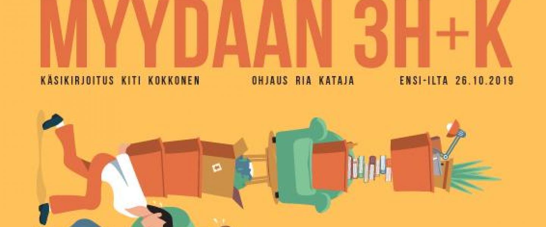 Rauman Kaupunginteatteri Tulevat Tapahtumat