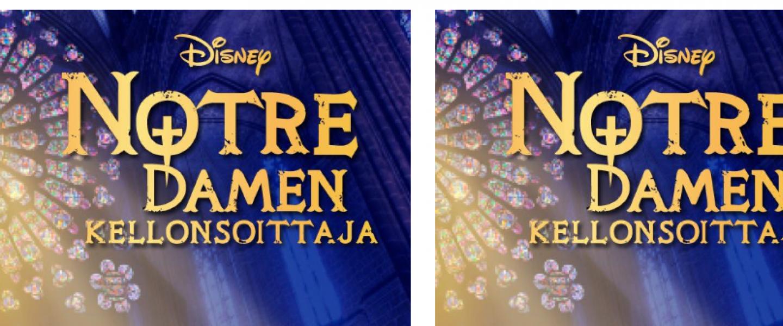 Tampereen Teatteri Notre Damen Kellonsoittaja